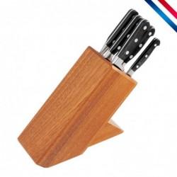 Bloc 6 couteaux de cuisine...