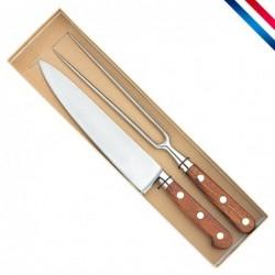 Service à découper couteau...