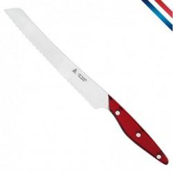 Couteau à pain Brasserie rouge