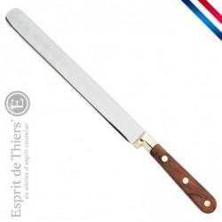 Couteau à jambon alvéolé -...